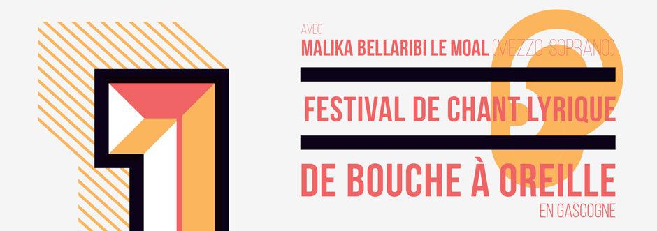 15ème édition / Festival de Bouche à Oreille en Gascogne
