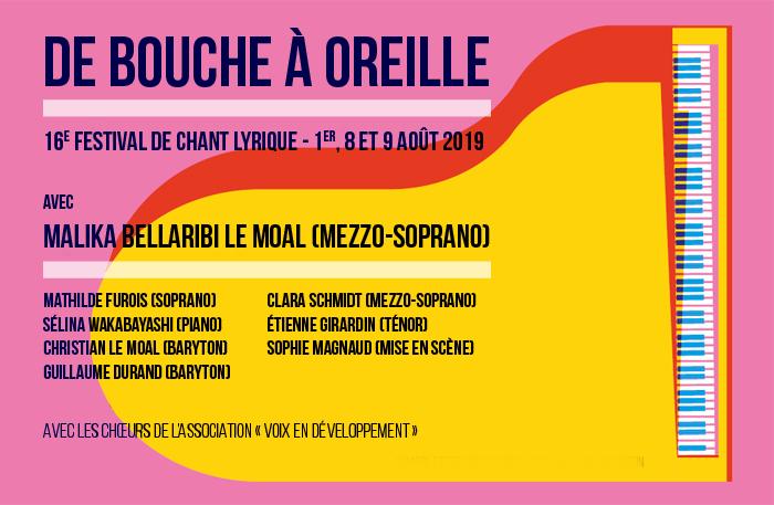 16e Festival de Bouche à Oreille
