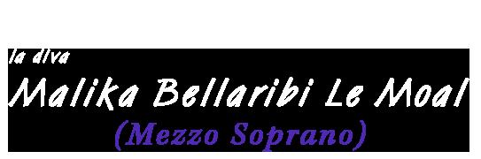 Malika Bellaribi Le Moal
