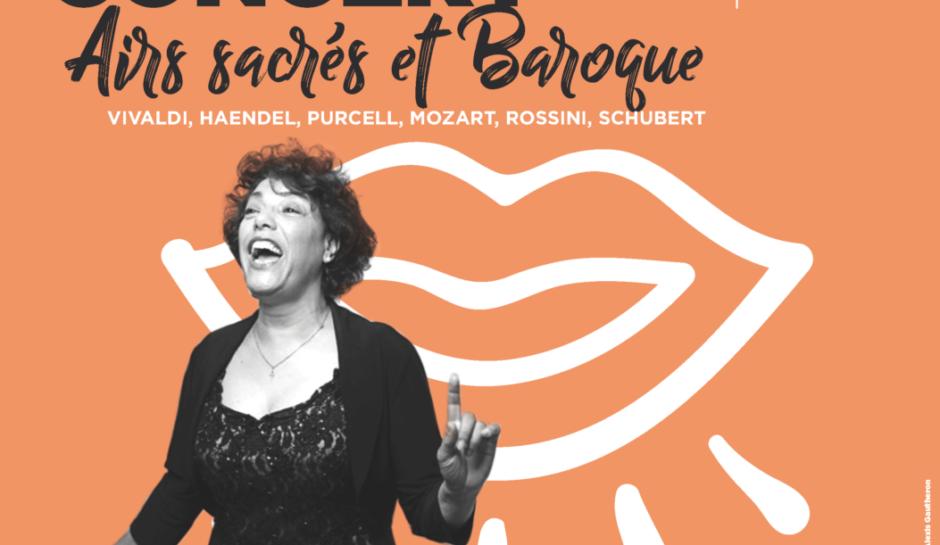 Concert Airs sacrés et Baroque